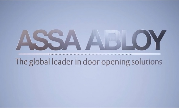 The Assa Abloy city with door solution