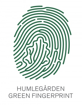Logo for Humlegården Properties